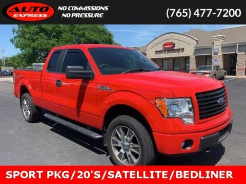 2014 Ford F-150 for sale at Auto Express in Lafayette IN