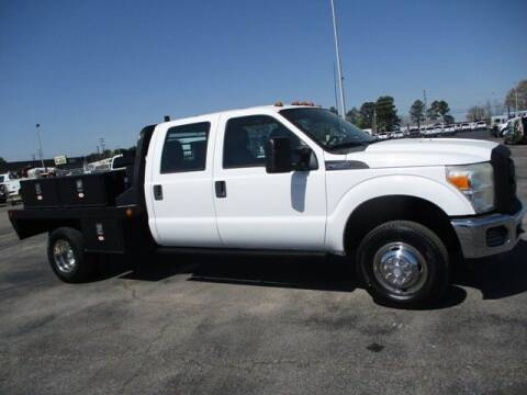2011 Ford F-350 Super Duty for sale at GOWEN WHOLESALE AUTO in Lawrenceburg TN
