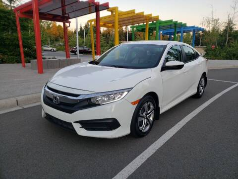 2016 Honda Civic for sale at Painlessautos.com in Bellevue WA