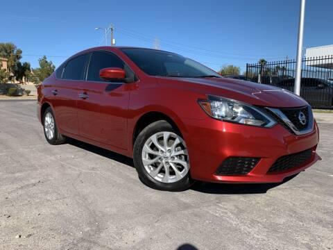 2017 Nissan Sentra for sale at Boktor Motors in Las Vegas NV