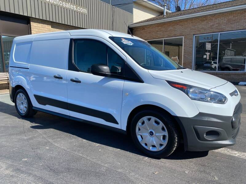 2017 Ford Transit Connect Cargo for sale at C Pizzano Auto Sales in Wyoming PA