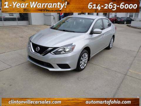 2018 Nissan Sentra for sale at Clintonville Car Sales in Columbus OH