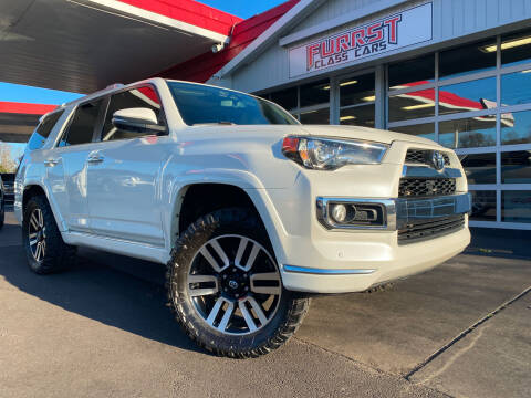 2015 Toyota 4Runner for sale at Furrst Class Cars LLC in Charlotte NC