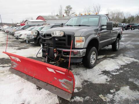 2010 Ford F-350 Super Duty for sale at Ripley & Fletcher Pre-Owned Sales & Service in Farmington ME