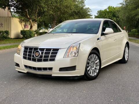 2013 Cadillac CTS for sale at Presidents Cars LLC in Orlando FL