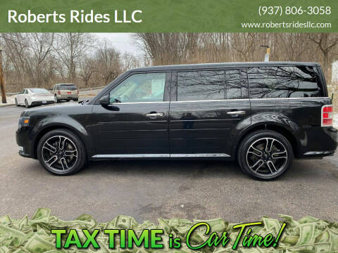 2015 Ford Flex for sale at Roberts Rides LLC in Franklin OH