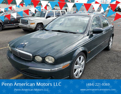 2005 Jaguar X-Type for sale at Penn American Motors LLC in Allentown PA