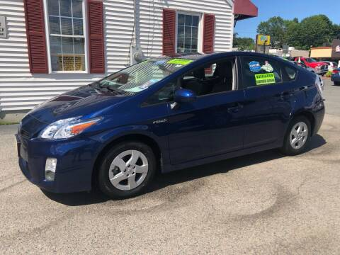 2011 Toyota Prius for sale at Crown Auto Sales in Abington MA