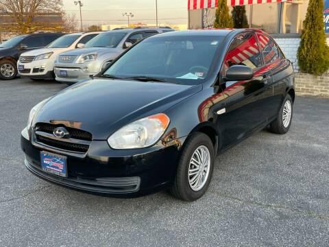 2011 Hyundai Accent for sale at Mack 1 Motors in Fredericksburg VA
