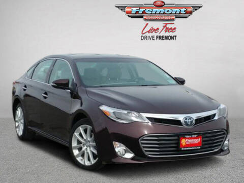 2015 Toyota Avalon for sale at Rocky Mountain Commercial Trucks in Casper WY