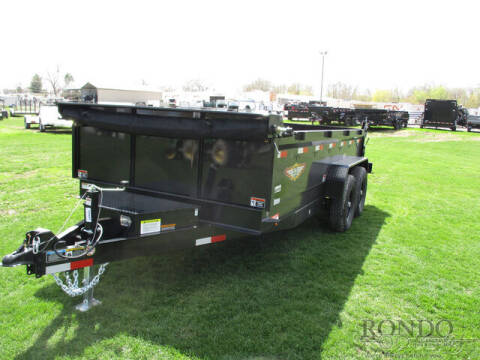 2021 H&H Dump H8314DBW-B-140 for sale at Rondo Truck & Trailer in Sycamore IL