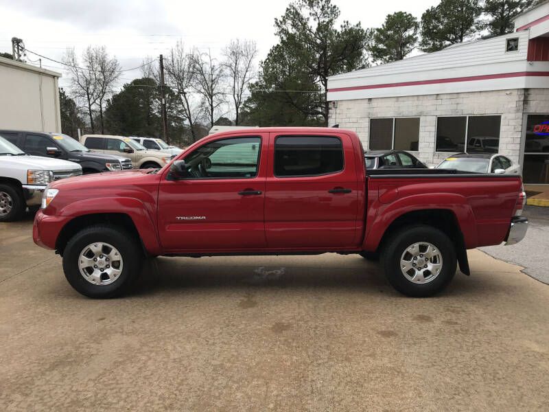 2015 Toyota Tacoma for sale at Northwood Auto Sales in Northport AL
