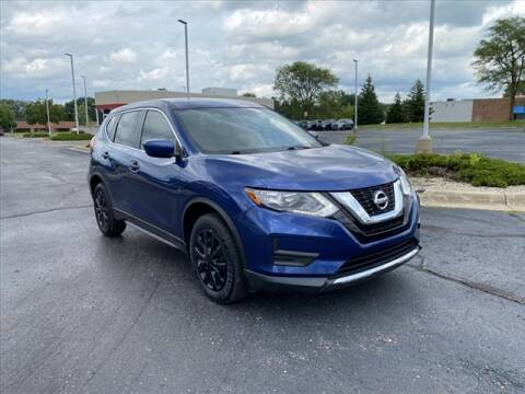 2017 Nissan Rogue for sale at Lasco of Grand Blanc in Grand Blanc MI