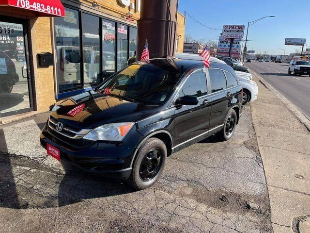 2010 Honda CR-V for sale at JBA Auto Sales Inc in Stone Park IL