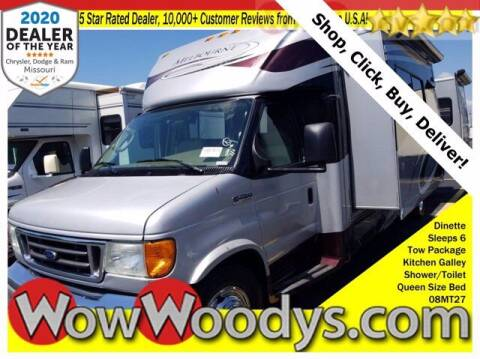 2007 Ford E-Series Chassis for sale at WOODY'S AUTOMOTIVE GROUP in Chillicothe MO