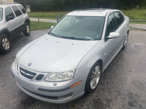 2007 Saab 9-3 for sale at UpCountry Motors in Taylors SC