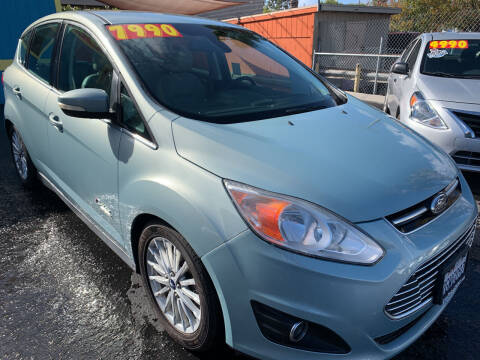 2014 Ford C-MAX Energi for sale at CARZ in San Diego CA