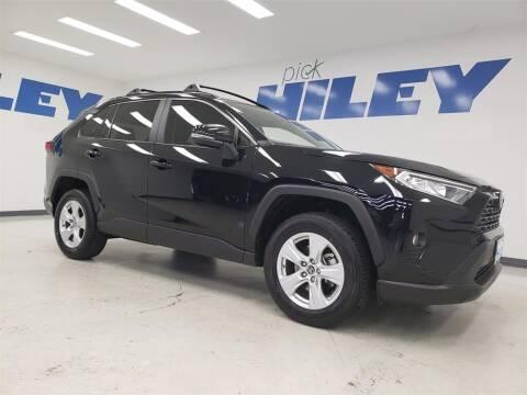 2019 Toyota RAV4 for sale at HILEY MAZDA VOLKSWAGEN of ARLINGTON in Arlington TX