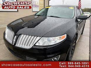 2009 Lincoln MKS for sale in Chesaning, MI
