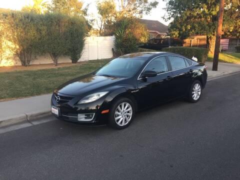 2013 Mazda MAZDA6 for sale at PACIFIC AUTOMOBILE in Costa Mesa CA