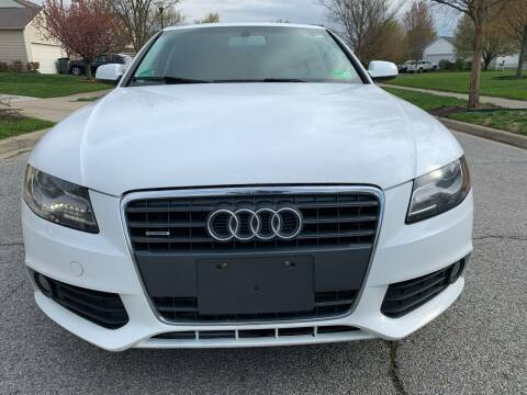 2010 Audi A4 for sale at Via Roma Auto Sales in Columbus OH