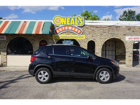 2017 Chevrolet Trax for sale at Oneal's Automart LLC in Slidell LA