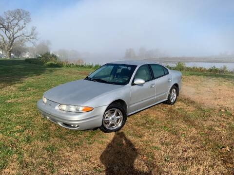 2001 Oldsmobile Alero for sale at Ace's Auto Sales in Westville NJ