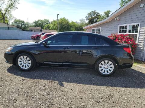 2013 Chrysler 200 for sale at Dick Smith Auto Sales in Augusta GA