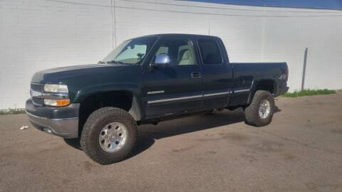 2001 Chevrolet Silverado 2500HD for sale at Advantage Auto Motorsports in Phoenix AZ