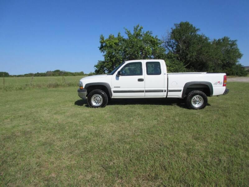 2002 Chevrolet Silverado 2500 for sale at Truck World in Augusta KS