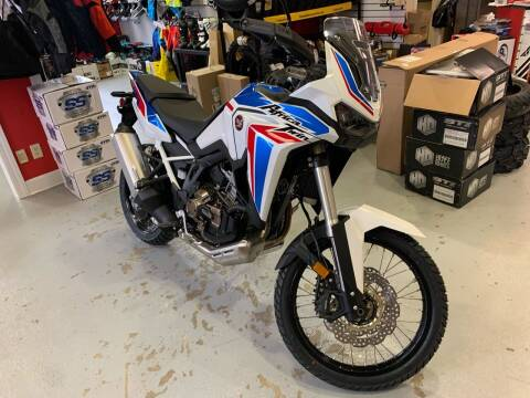 2021 Honda Africa Twin for sale at Dan Powers Honda Motorsports in Elizabethtown KY