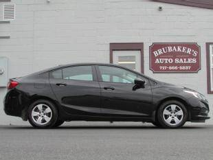 2017 Chevrolet Cruze for sale at Brubakers Auto Sales in Myerstown PA
