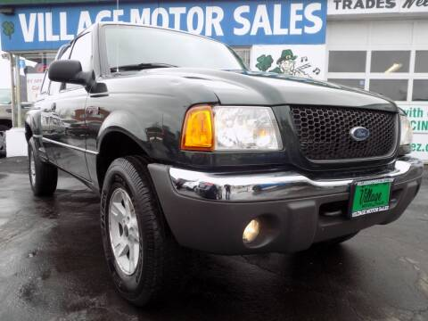 2003 Ford Ranger for sale at Village Motor Sales in Buffalo NY