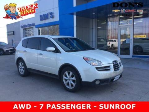 2006 Subaru B9 Tribeca for sale at DON'S CHEVY, BUICK-GMC & CADILLAC in Wauseon OH