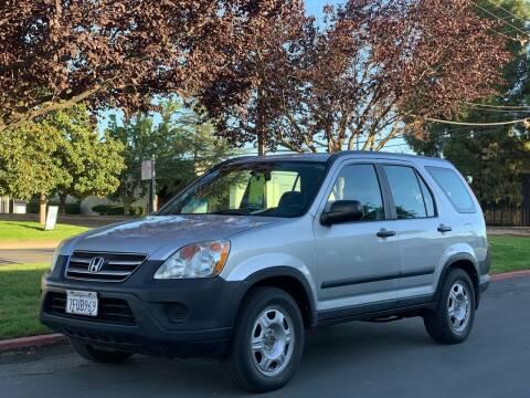 2005 Honda CR-V for sale at AutoAffari LLC in Sacramento CA