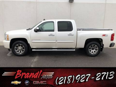 2011 Chevrolet Silverado 1500 for sale at Brandl GM in Aitkin MN