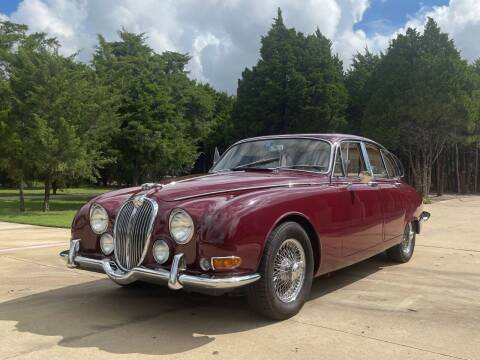 1967 Jaguar S-Type for sale at Enthusiast Motorcars of Texas in Rowlett TX