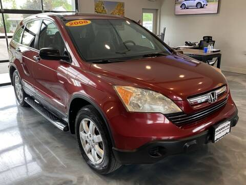 2008 Honda CR-V for sale at Crossroads Car & Truck in Milford OH