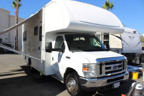 2011 MVP Tahoe 230QB for sale at Rancho Santa Margarita RV in Rancho Santa Margarita CA