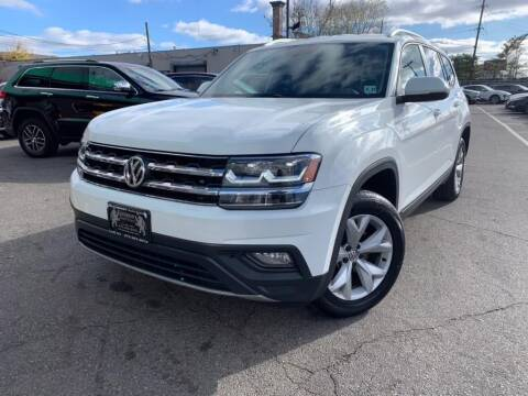 2018 Volkswagen Atlas for sale at EUROPEAN AUTO EXPO in Lodi NJ