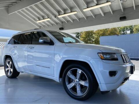 2014 Jeep Grand Cherokee for sale at Pasadena Preowned in Pasadena MD