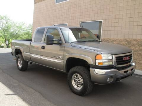 2007 GMC Sierra 2500HD Classic for sale at COPPER STATE MOTORSPORTS in Phoenix AZ