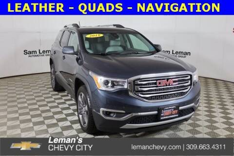 2019 GMC Acadia for sale at Leman's Chevy City in Bloomington IL