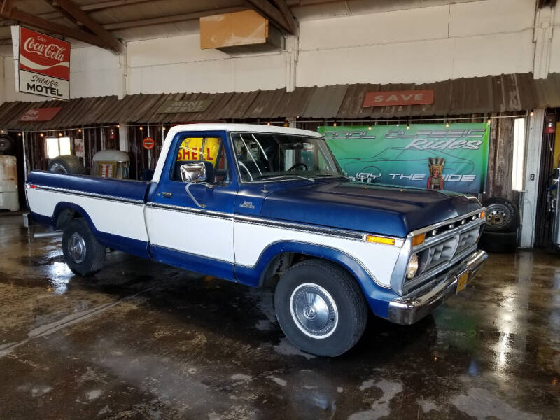 1977 Ford F-150 Ranger for sale at Cool Classic Rides in Redmond OR