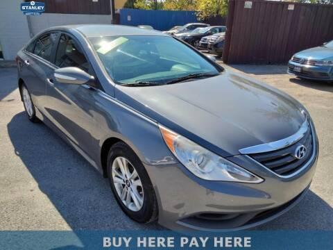 2014 Hyundai Sonata for sale at Stanley Direct Auto in Mesquite TX