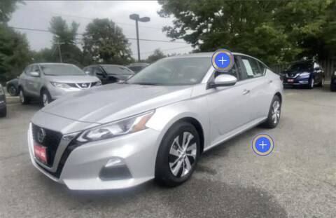 2019 Nissan Altima for sale at CARMANIA LLC in Chesapeake VA