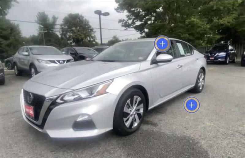 2019 Nissan Altima for sale at CARMANIA LLC in Chesapeake VA