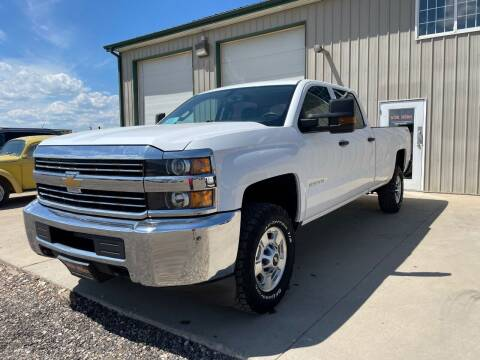 2018 Chevrolet Silverado 2500HD for sale at Northern Car Brokers in Belle Fourche SD