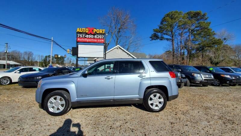 2015 GMC Terrain for sale at Autoxport in Newport News VA