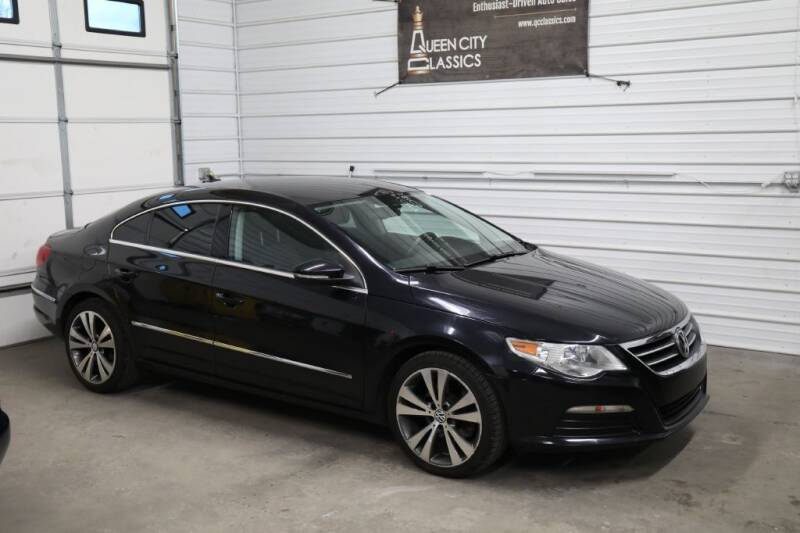 2011 Volkswagen CC for sale at Queen City Classics in West Chester OH